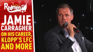 Jamie Carragher on His Career, Klopp's LFC and Loads More