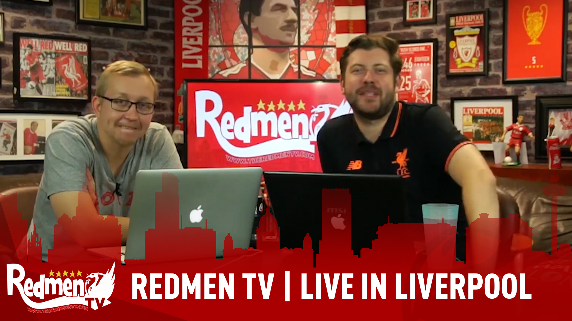Redmen TV Live Liverpool