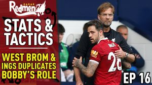 📹🏆 Stats & Tactics | West Brom & Ings Duplicates Bobby's Role | Episode 16