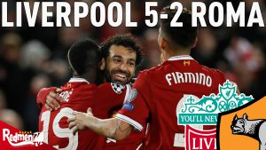 Liverpool 5-2 Roma | ALL Post Match Content