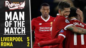 🎧🏆 Liverpool 5-2 Roma | Man of the Match Podcast