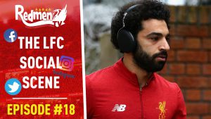 A New Salah Song! | #LFC Social Scene