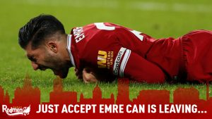 Emre Can Is Leaving And We All Just Need To Accept It