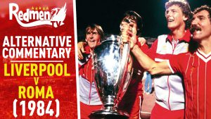🏆 Liverpool v Roma (1984) | Alternative Commentary