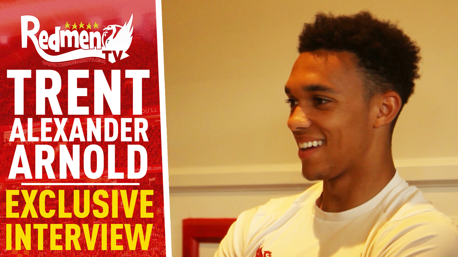 📹🏆 Real Madrid v Liverpool | Trent Alexander Arnold Exclusive Preview