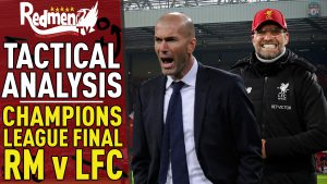 📹🏆 Real Madrid v Liverpool | Tactical Analysis