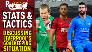 📹🏆Discussing Liverpool's Goalkeeping Situation | Stats And Tactics