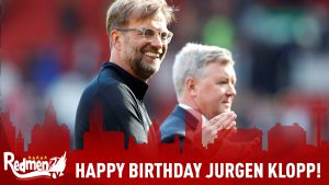 Happy Birthday Jurgen Klopp!