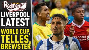 🎧🏆 World Cup Roundup, Telles Linked, Brewster Contract | Liverpool FC Latest Podcast
