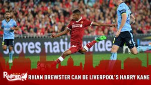 Rhian Brewster Can Be Liverpool's Harry Kane