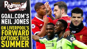🎧🏆 Goal.com's Neil Jones on Liverpool's Striking Options This Summer | Exclusive Podcast