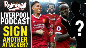 🎧 SIGN ANOTHER ATTACKER? | LIVERPOOL FC PODCAST