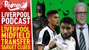 LIVERPOOL'S MIDFIELD TRANSFER TARGET CLUES! | LIVERPOOL FC PODCAST