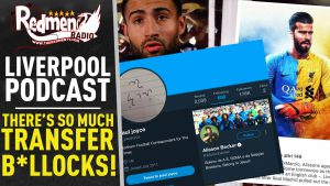 🎧 THERE'S SO MUCH TRANSFER B*LLOCKS! | LIVERPOOL FC PODCAST