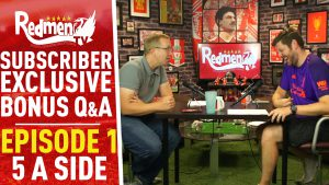 📹🏆 Subscriber's Bonus Q & A (Ep. 1) | LIVERPOOL PODCAST