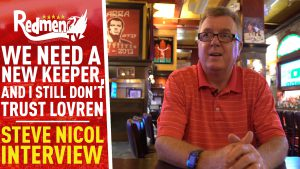 📹🏆 We Need a New Keeper, And I Still Don't Trust Lovren | Steve Nicol Exclusive