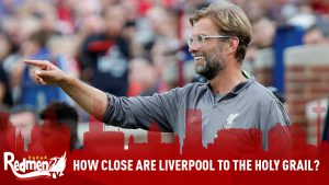 How close are Liverpool to the Holy Grail?