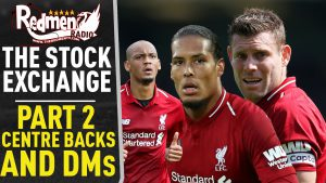 🎧🏆The Stock Exchange Podcast | Part 2: Centre-Backs and DMs