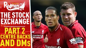 📹🏆 The Stock Exchange Show | Part 2: Centre-Backs and DMs