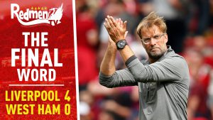 📹🏆 Liverpool 4-0 West Ham | The Final Word