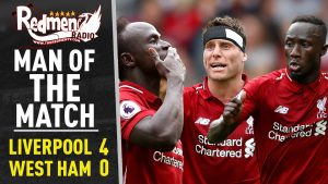 🎧🏆Liverpool 4-0 West Ham | Man of the Match Podcast