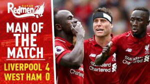 📹🏆 Liverpool 4-0 West Ham | Man of the Match Show