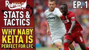 📹🏆 Stats & Tactics 2018/19 | Episode 1 | Why Naby Keita is Perfect for Liverpool