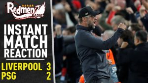 Liverpool 3-2 PSG | Instant Match Reaction