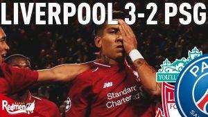 Liverpool 3-2 Paris Saint Germain | ALL Post Match Content