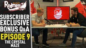🎧🏆 Subscriber's Bonus Q & A Podcast (Ep. 9) | The Crystal Maze