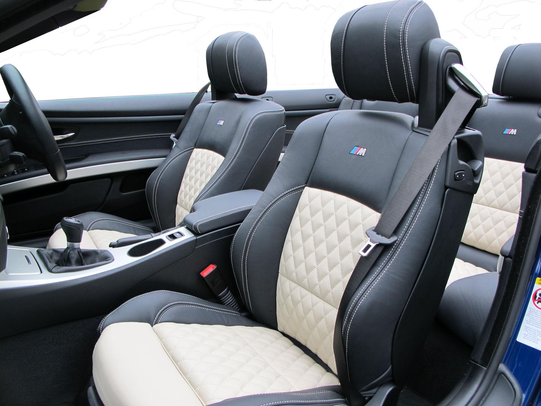 BMW 3 Series - Bespoke design - Seat Surgeons