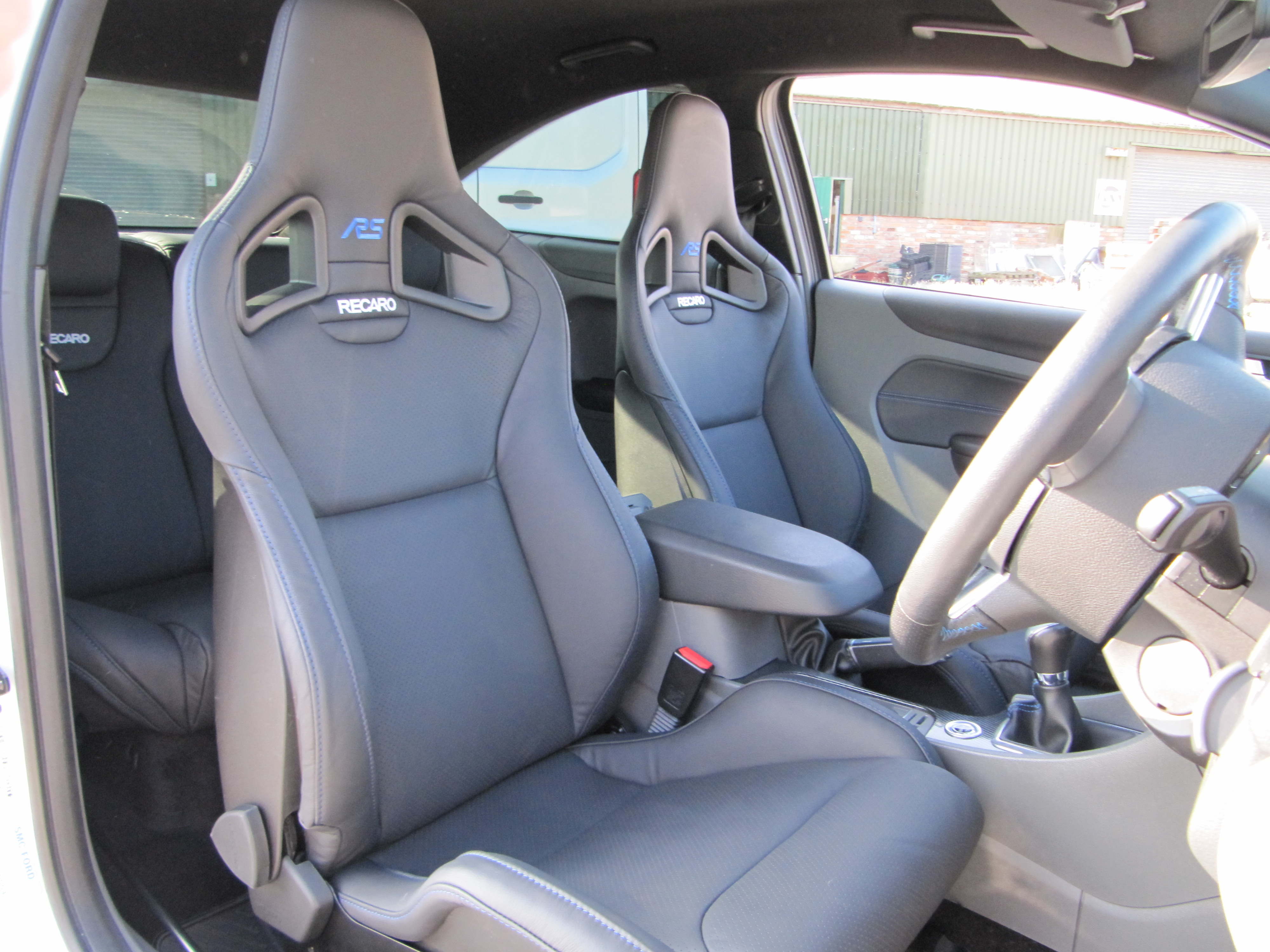 Ford Focus Rs Seat Surgeons