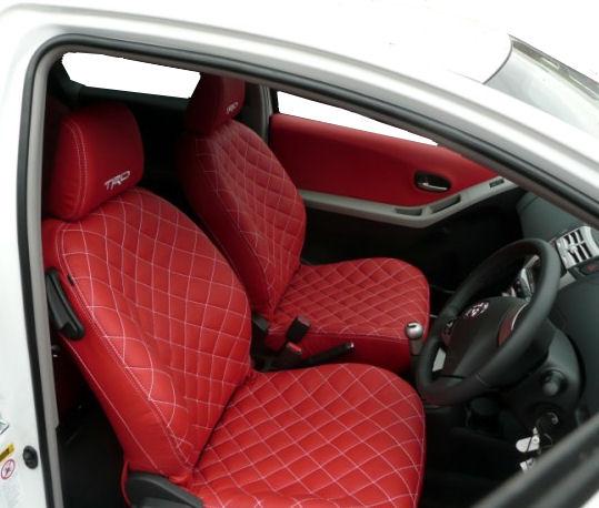 Toyota Yaris Seat Surgeons