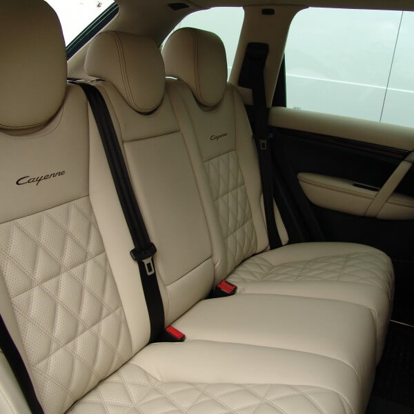 Special Leather Car Seat Covers For Porsche Cayenne Macan: Porsche Cayenne Seat Covers