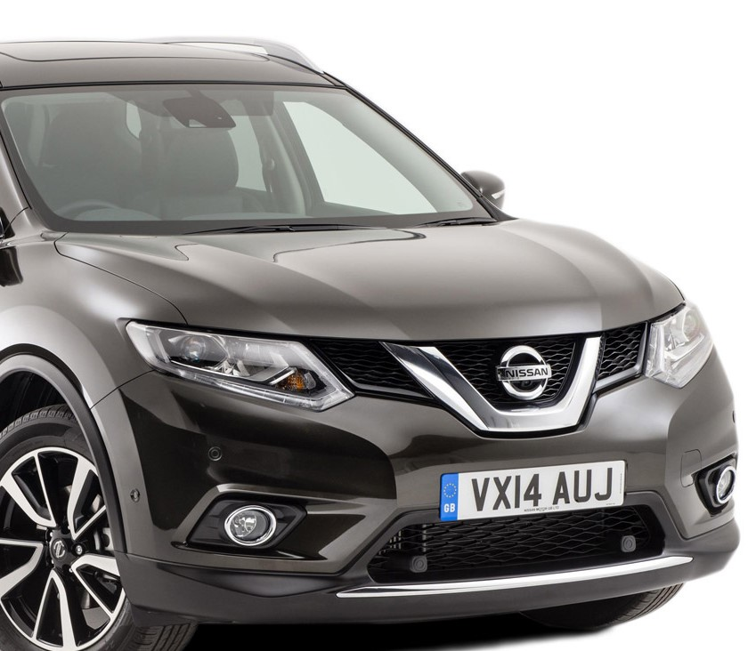 Interior Design Nissan X Trail: Nissan X Trail