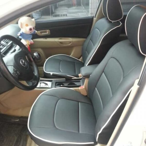 ... Mazda 3 Front Seat Covers ...