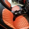 BMW X1 front seat covers