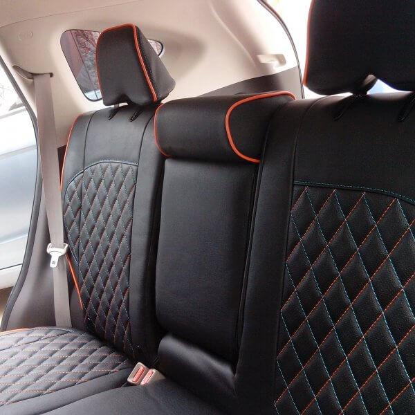 Honda CRV Rear Seat Covers