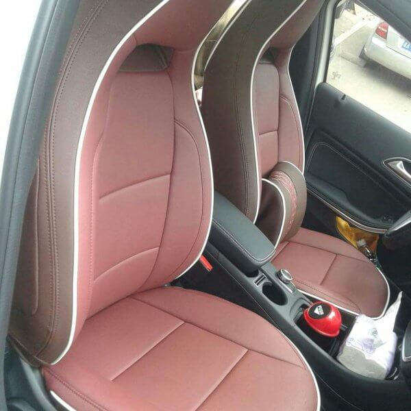 Mercedes Benz GLA Front Seat Covers ...