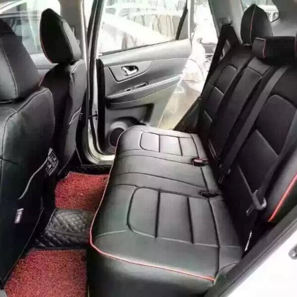 Nissan X Trail eZee fit covers - Seat Surgeons