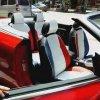 Audi A5 front seats