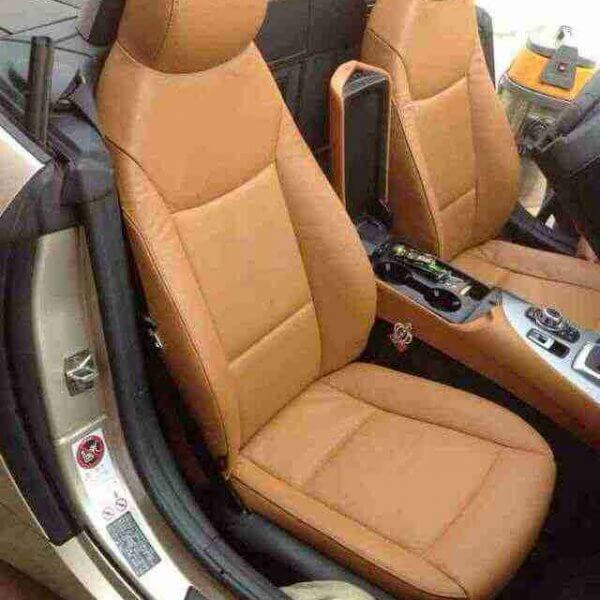 Bmw Z4 Seat Covers: Seat Surgeons