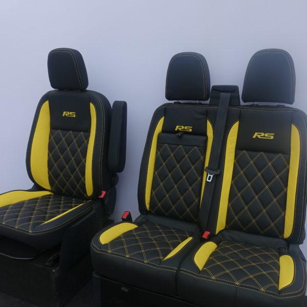 Ford Transit Custom 3 seater