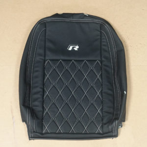 RP01 - All Grey Stitched cover for a VW Transporter.