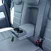 Ford Ranger rear seat
