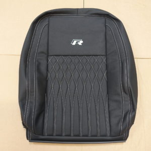 RP05 - All grey stitched cover for a VW Transporter.