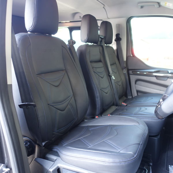 Ford Transit Custom 6 seater front row