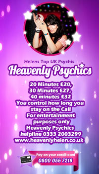 Heavenly Psychics - Top UK Psychics