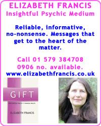 Elizabeth Francis - Psychic Medium