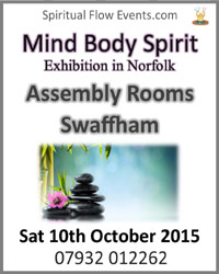 Spiritual Flow Events Norfolk